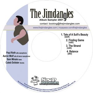 The JimDangles (self-title EP)